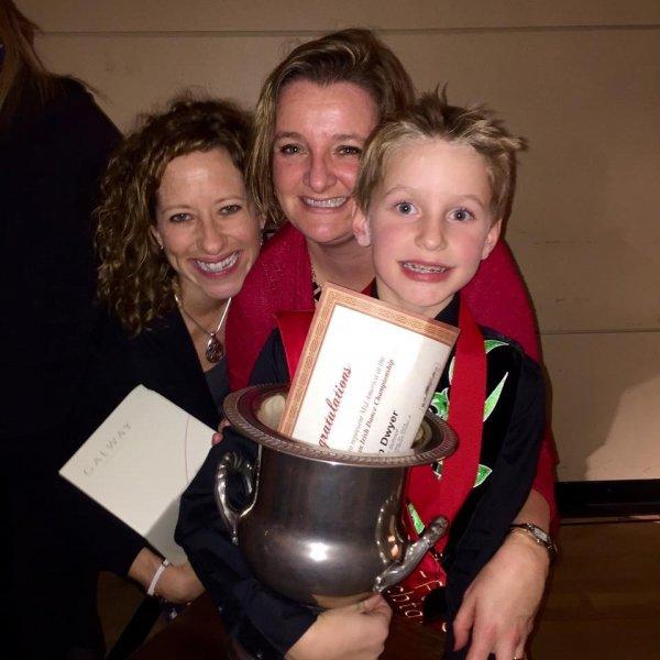 2014 MSP Aidan trophy