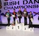 2014 O Sean on podium